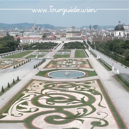 1030 - Belvederegarten