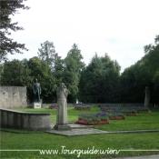1110 - Zentralfriedhof, Mahnmal für die Opfer des Faschismus 1934-1945