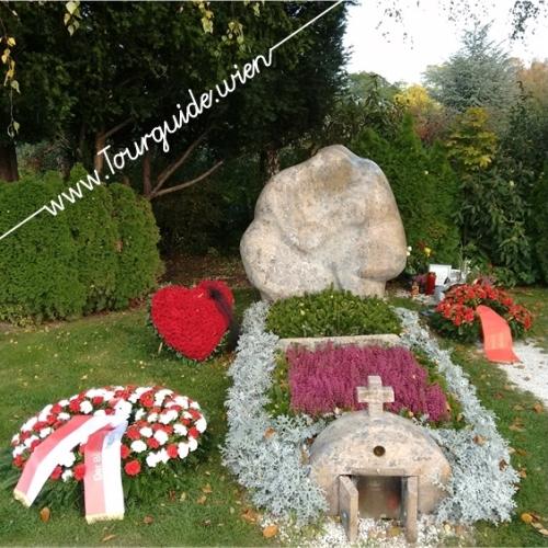 1110 - Zentralfriedhof, Helmut Zilk