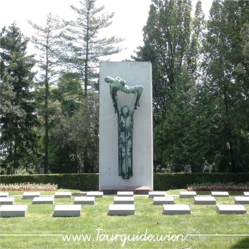 1110 - Zentralfriedhof, Opfer des Bürgerkriegs 1934