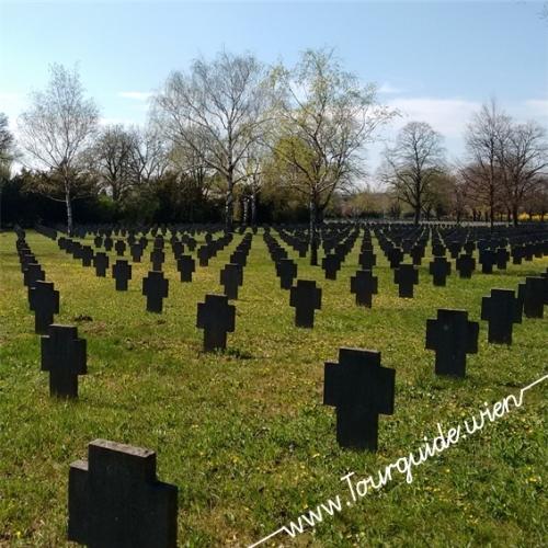 1110 - Zentralfriedhof, Soldatengräber, 2 Weltkrieg