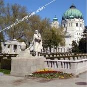 1110 - Zentralfriedhof, Russischer Heldenfriedhof, Luegerkirche