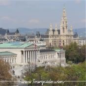 1010 - Parlament und Rathaus