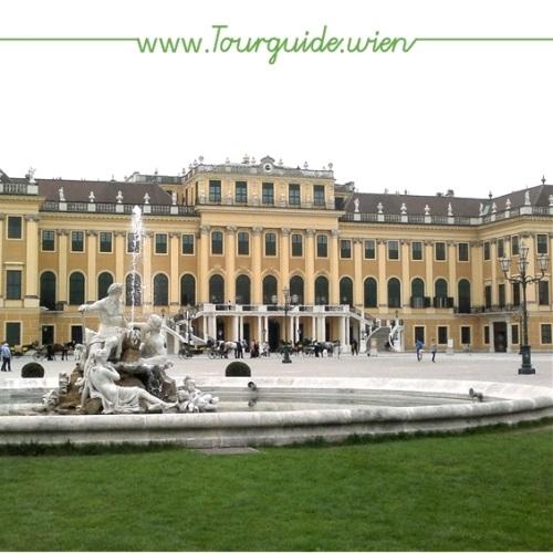 1130 - Schönbrunn, Ehrenhof