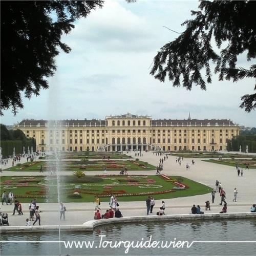 1130 - Schönbrunn, großes Parterre 1