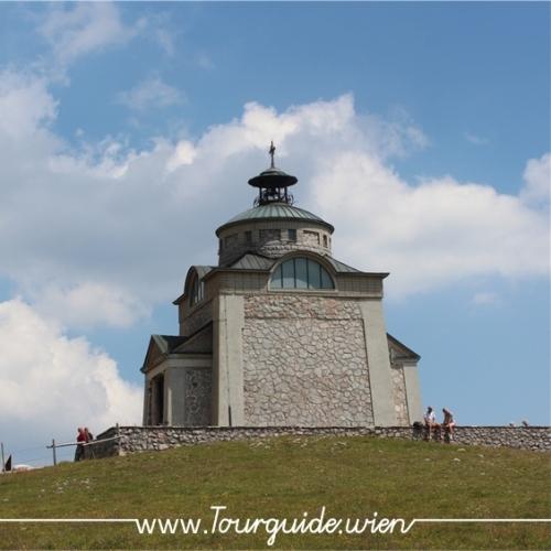 2734 - Schneeberg, Kaiserin-Elisabeth-Gedächtniskirche