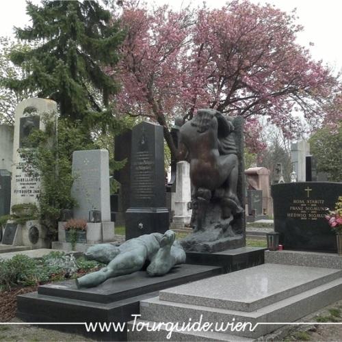 1110 - Zentralfriedhof, Alfred Hrdlicka