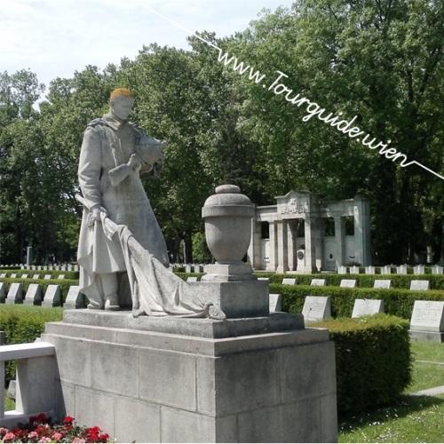 1110 - Zentralfriedhof, Russischer Heldenfriedhof