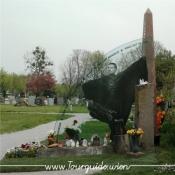 1110 - Zentralfriedhof, Falco
