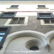 1010 - Griechengasse Häuserfront 1